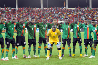 World Cup qualifier: Zambia names squad to face Nigeria