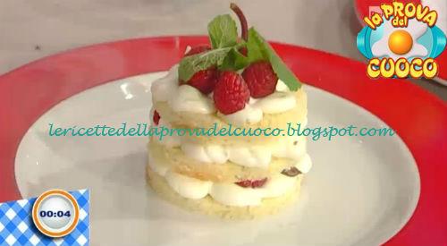 Sweet sandwich ricetta Facchini da Prova del Cuoco