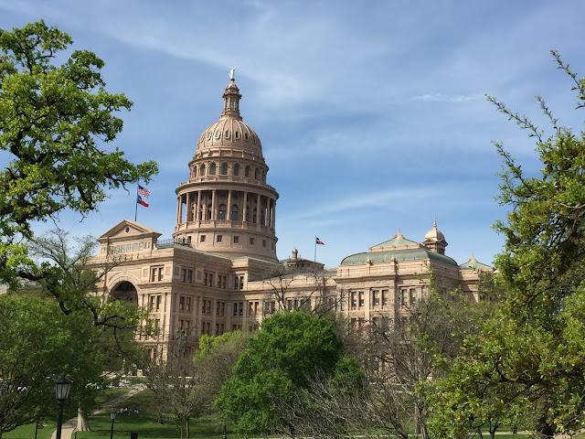 Le Capitole d'Austin