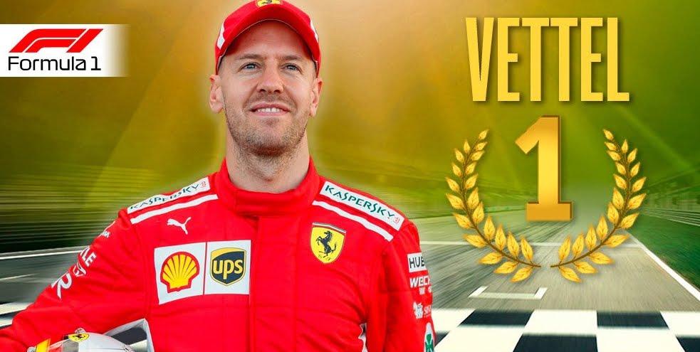 Formula 1: Vettel trionfa in Belgio davanti a Hamilton e Verstappen, Kimi ritirato | Motori Ferrari.