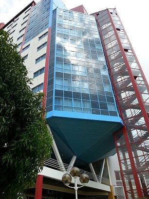 Cuba santiago de cuba meli hotel santiago de cuba for Hotels all over the world