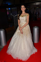 Rukshar Mir designer Anarkali Gown at 64th Jio Filmfare Awards South  2017 ~  Exclusive 016.JPG