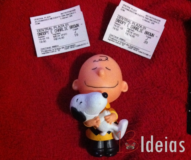 13 Ideias: Isto Não é Uma Crítica - Snoopy & Charlie Brown