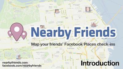 Cara Aktifkan dan Non Aktifkan Fitur Nearby Friends Di Facebook