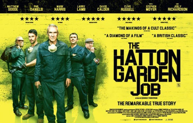 The Hatton Garden Job film