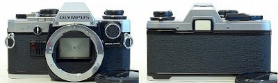 Olympus OM10 (Chrome) Body #038