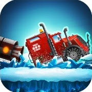 Games Ice Road Truck Driving Race Download