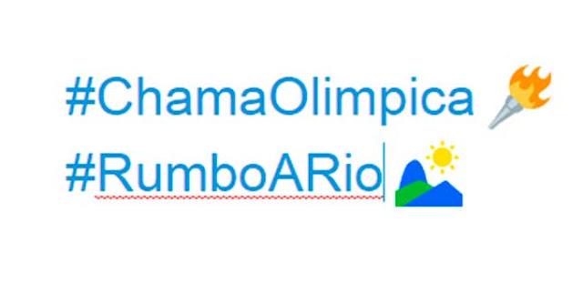 Twitter ya vive las Olimpiadas de Rio con sus emojis