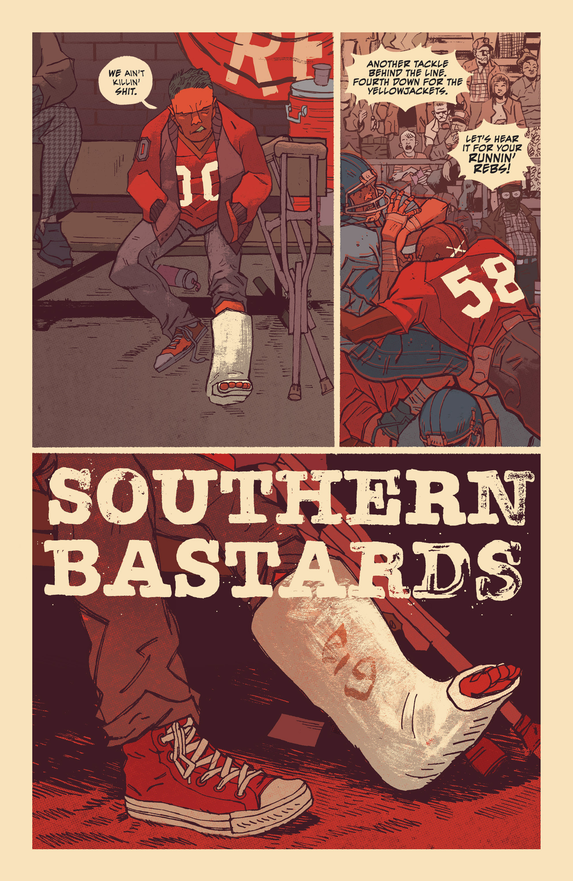 Read online Southern Bastards comic -  Issue #7 - 4