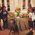 Kevin Hart shows off his family as they celebrate thanksgiving