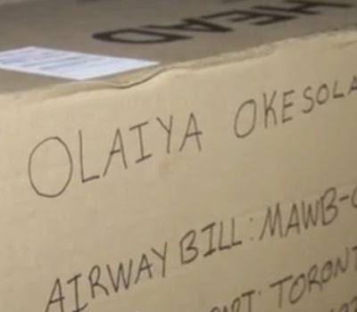 Image result for Moji Olaiya's body arrives Nigeria ahead of her burial today