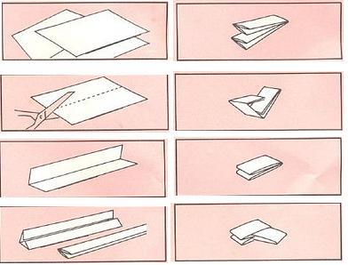 brazaletes, pulseras, origami, papel cruzado, bisutería, manualidades