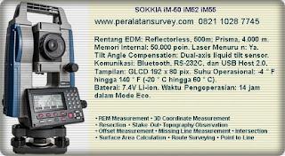 SOKKIA iM-50 | SOKKIA iM-52 | SOKKIA iM-55 Total Station USA