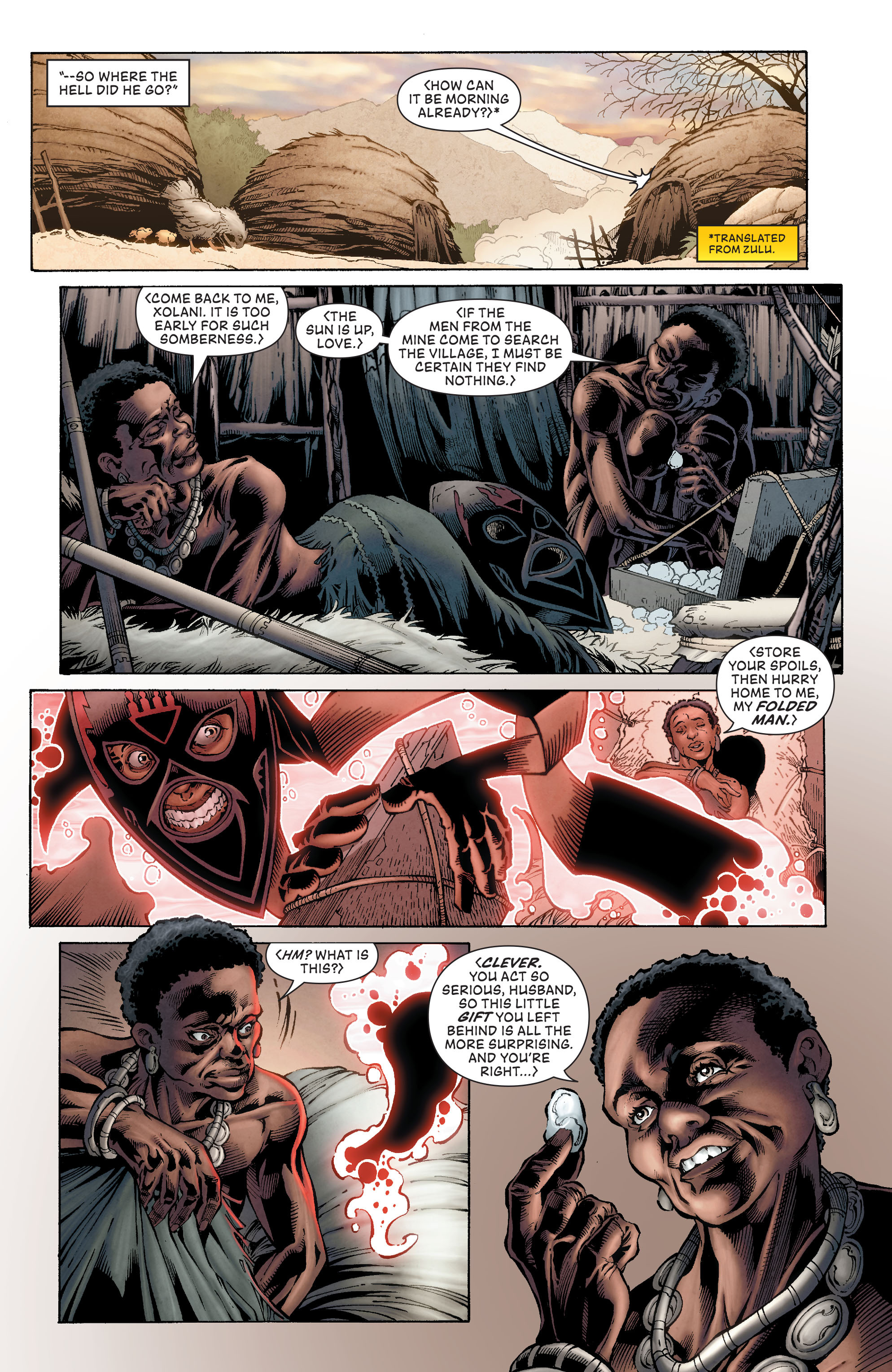 Read online The Flash (2011) comic -  Issue # Annual 4 - 11