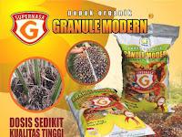 Pupuk Organik Granule Modern