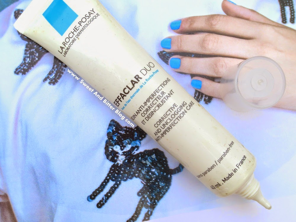 La Roche-Posay's Effaclar Duo Corrective and Unclogging Anti-Imperfection Care