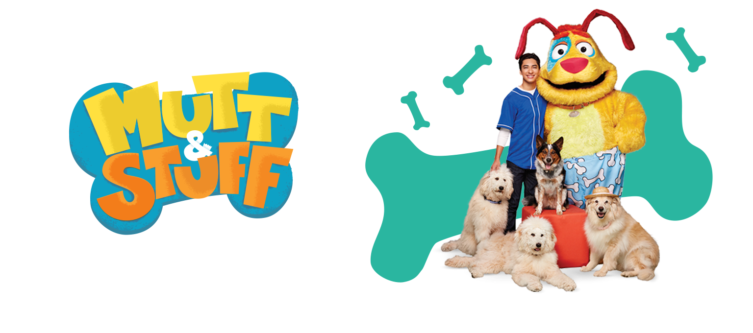 A Geek Daddy Nickelodeon Is Going To The Dogs With Premiere Of New