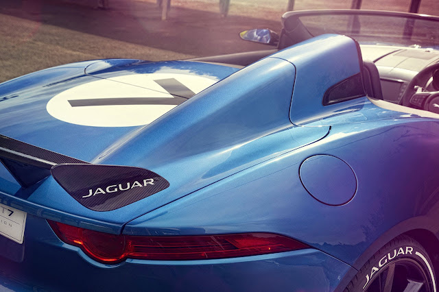 Jaguar Project 7 back