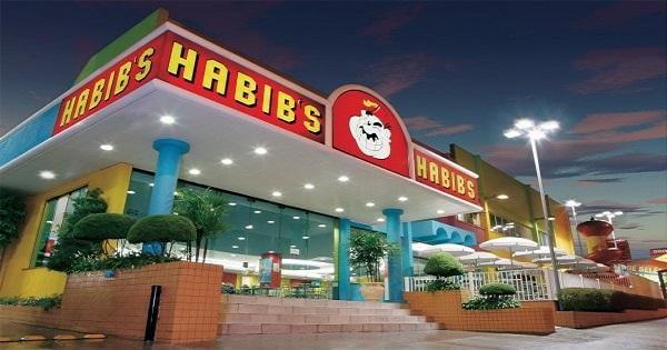 Habib's abre Processo Seletivo para sua Nova Loja no Rio de Janeiro