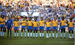 منتخب البرازيل لكرة القدم فى كأس العالم 1982