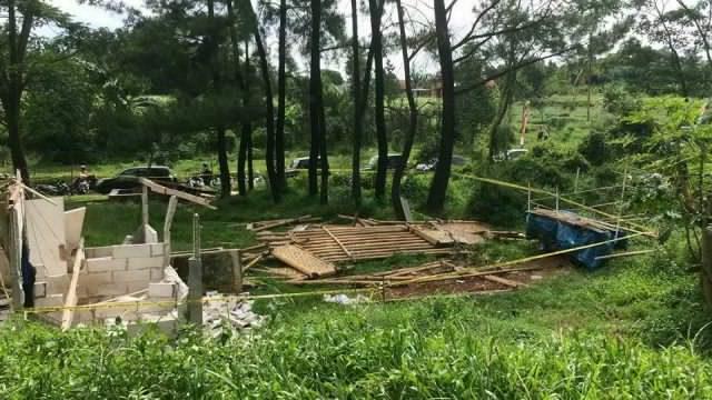 Mushola Dihancurkan di Bojongggede, Polisi Lakukan Mediasi?