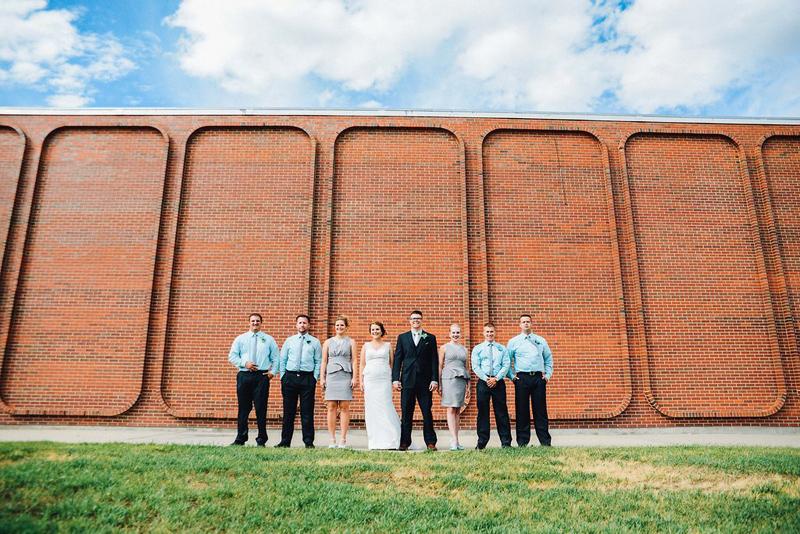 One Oak Photography / Glasgow Montana Wedding