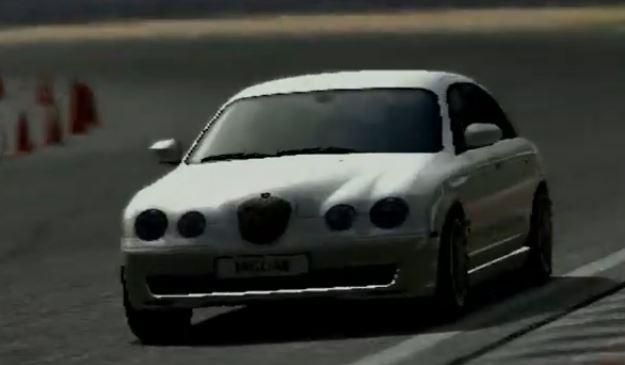 Jaguar S-Type R 2002