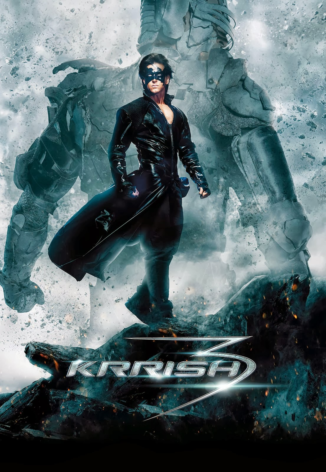 Yadoo yadoo chappcnamma video song (krrish telugu movie) ft.