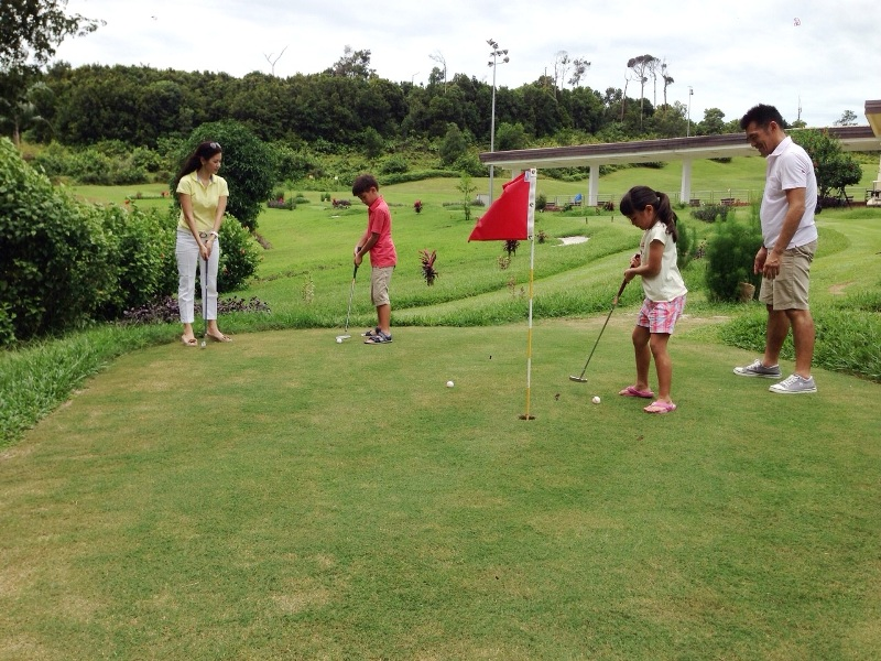 bintan lagoon resort mothers day package family golf
