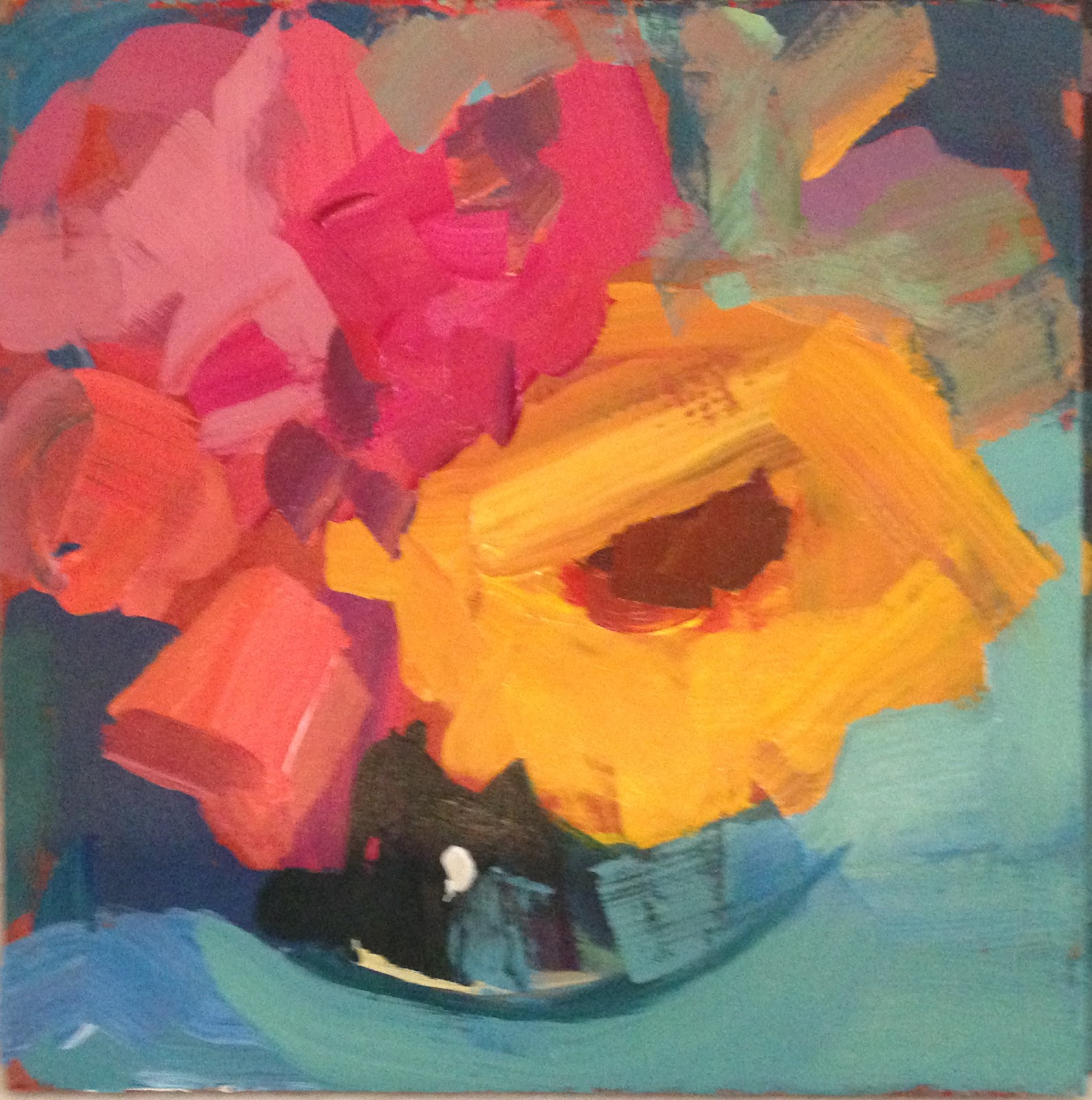 Lisa Darias Painting A Day 3145 Bonita Springs Ii