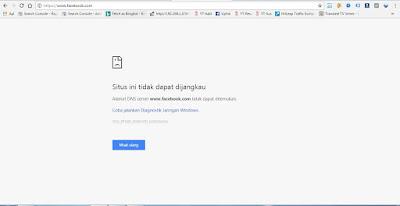 Cara Blokir Situs Web Facebook dan Youtube dari Mikrotik