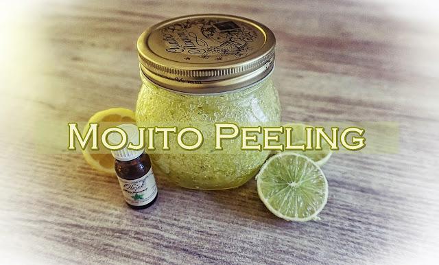 Peeling Mojito - mocno orzeźwiający!
