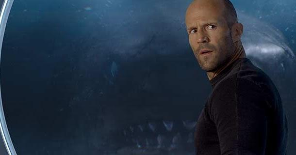 Trailer Perdana 'The Meg' | UlasanPilem.com - Review Film