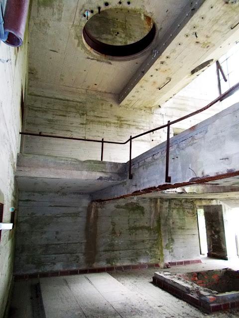 Pomieszczenie w DAG Fabrik Bromberg