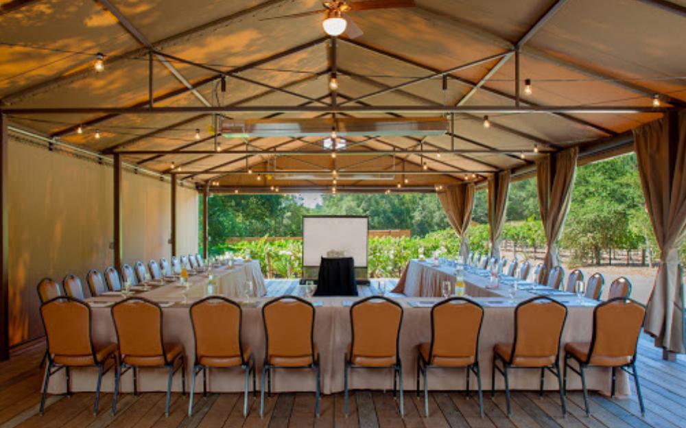 Calistoga Ranch An Auberge Resort Wedding Venue