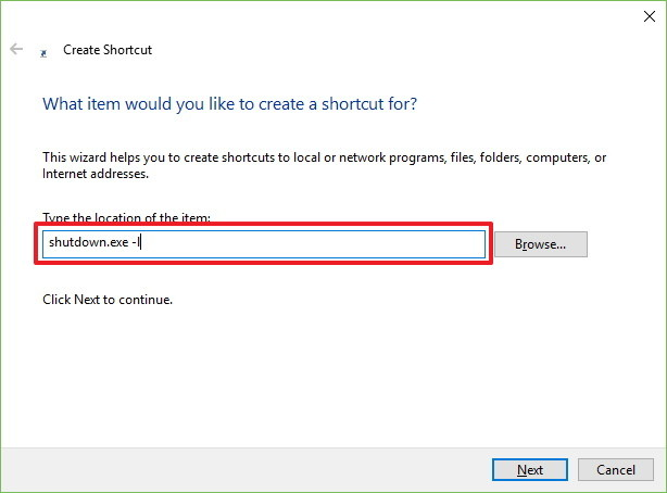 How to shutdown, restart, or sign-out of Windows 10 hands