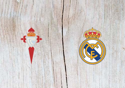 Celta Vigo vs Real Madrid Full Match & Highlights 11 November 2018