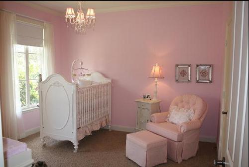 decoracion habitacion bebe clasica