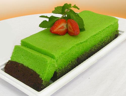 Resep Cake Kukus Pakai Santan: Resep Kue Bolu Kukus Pandan (Kue Basah)