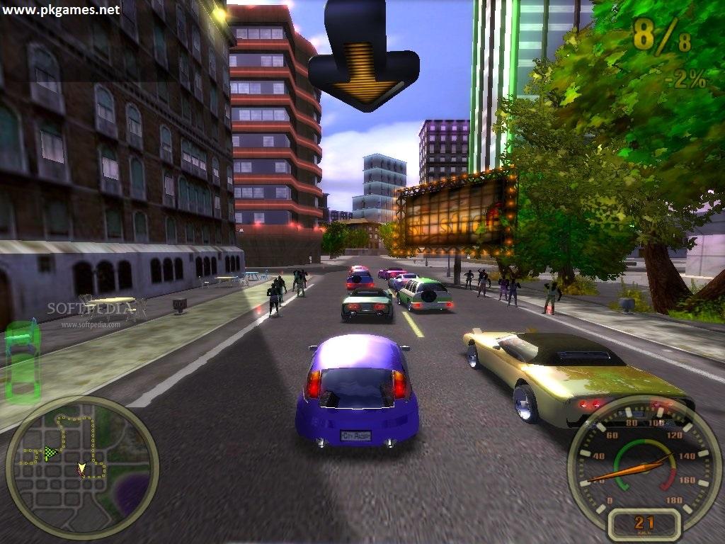 City Racing Full Version PC Game Free Download - FREE PC ...
