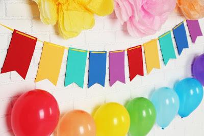 dekorasi ulang tahun simple terbaru