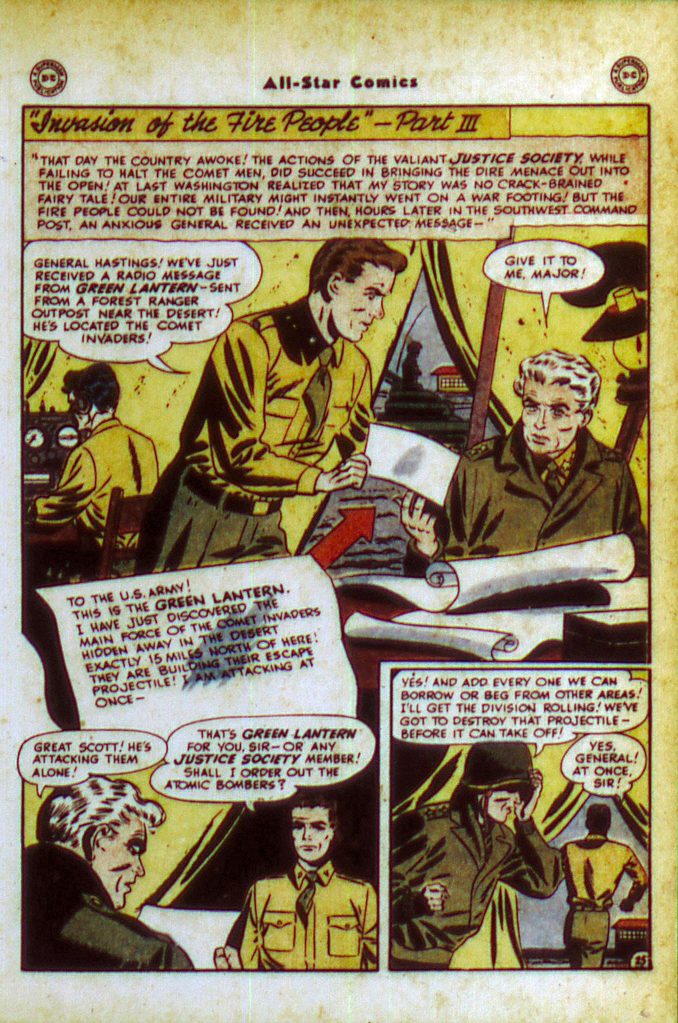 Read online All-Star Comics comic -  Issue #49 - 31