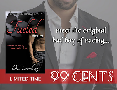 Badboy, race car driver, Driven series, K. Bromberg sale
