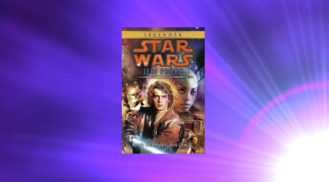 A Jedi próba Star Wars könyv bemutatása