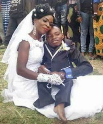 nigerian togolese forced to marry shrinking man helped her
