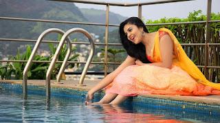 Srimukhi glamorous Picture session 002.jpg