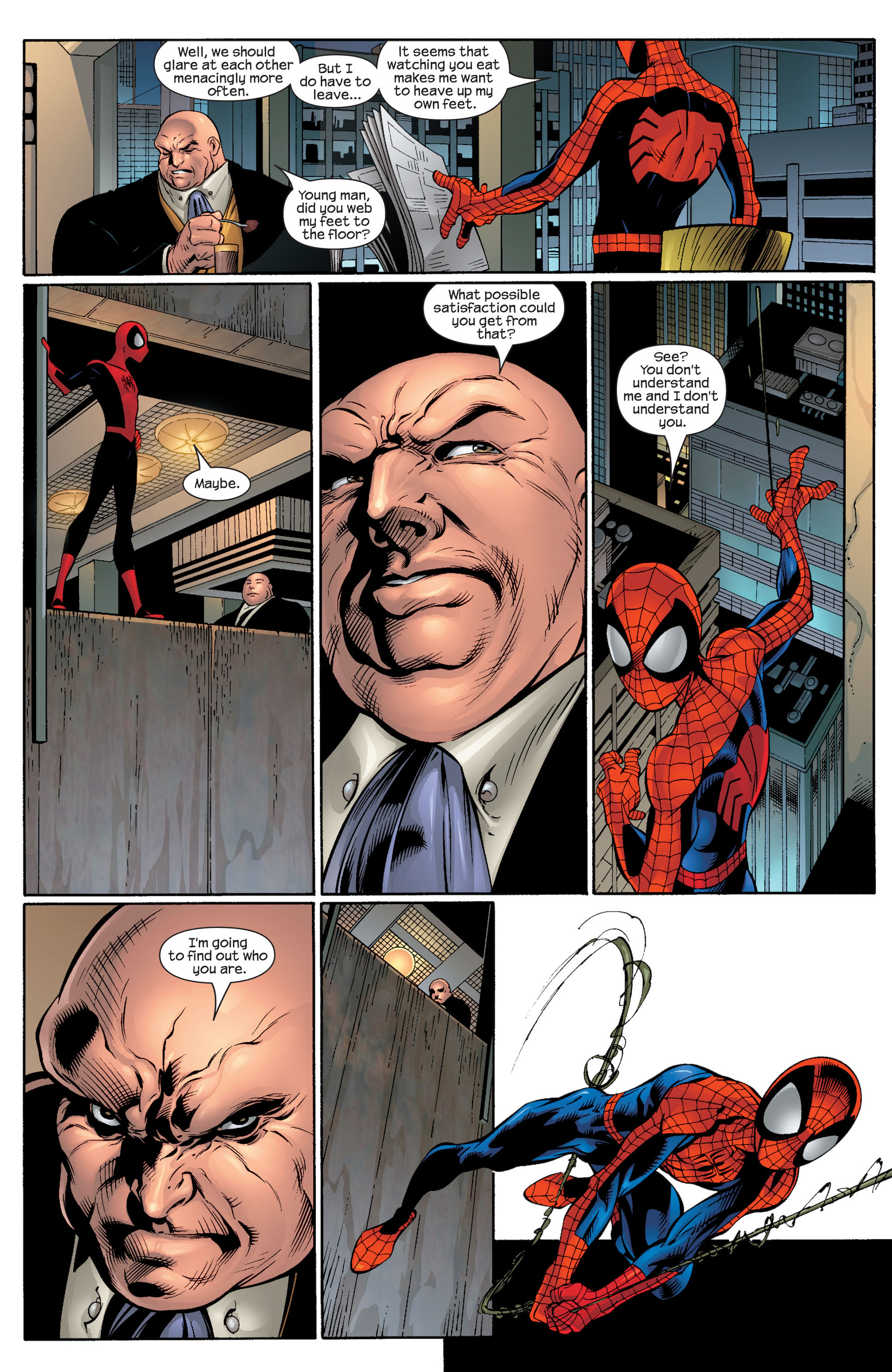 Read online Ultimate Spider-Man (2000) comic -  Issue #49 - 24