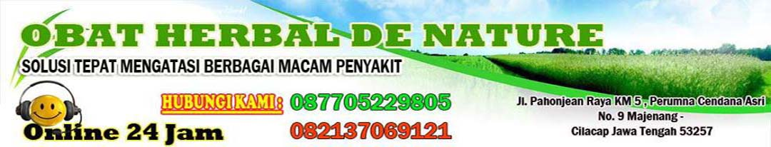 Pengobatan Herbal De Nature