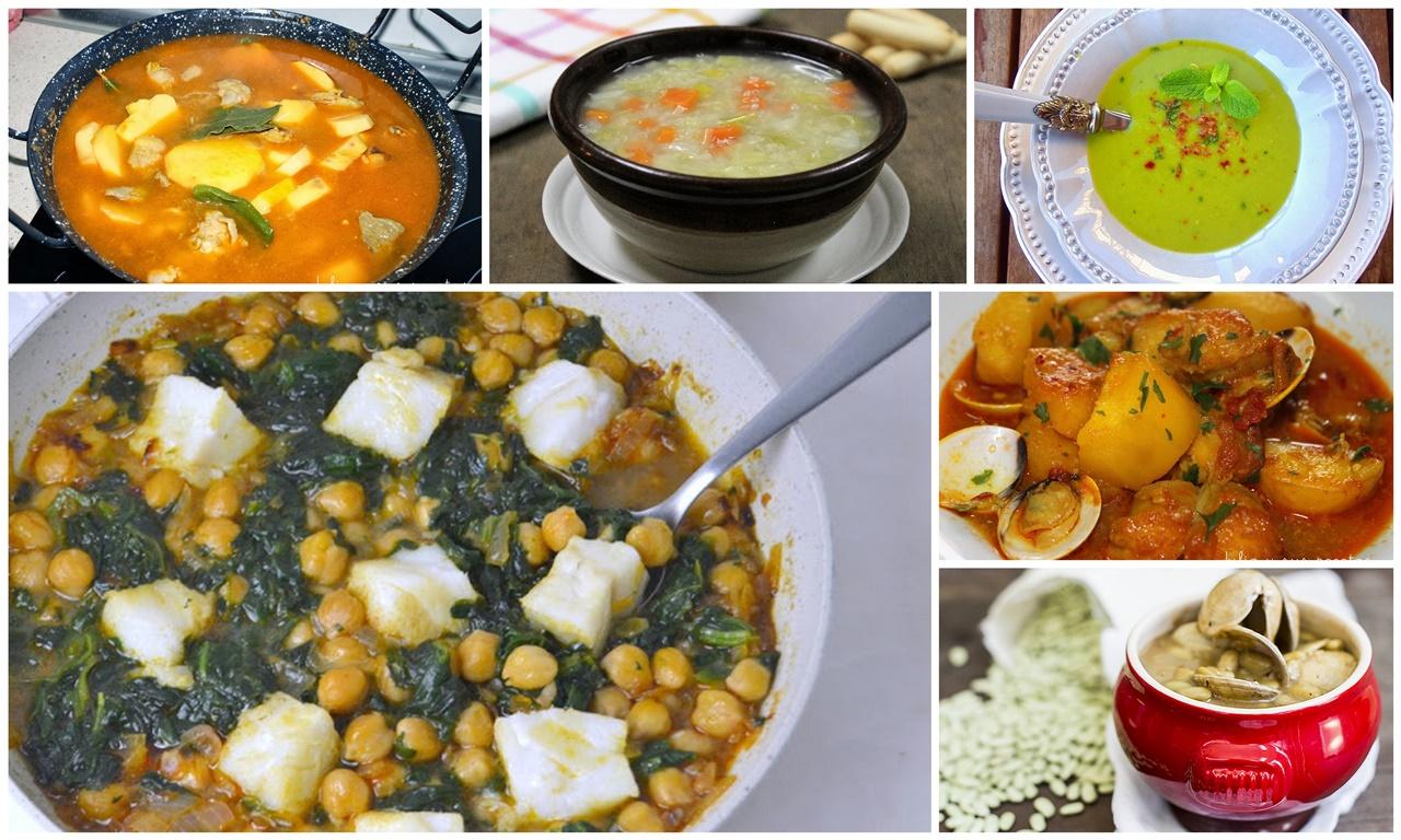 6 reconfortantes platos de cuchara cocina for Platos de cocina