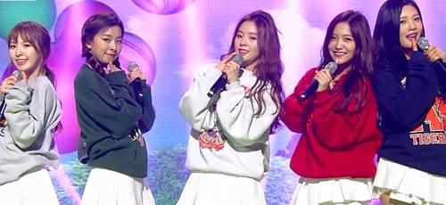 Lagu Red Velvet Enak Didengar